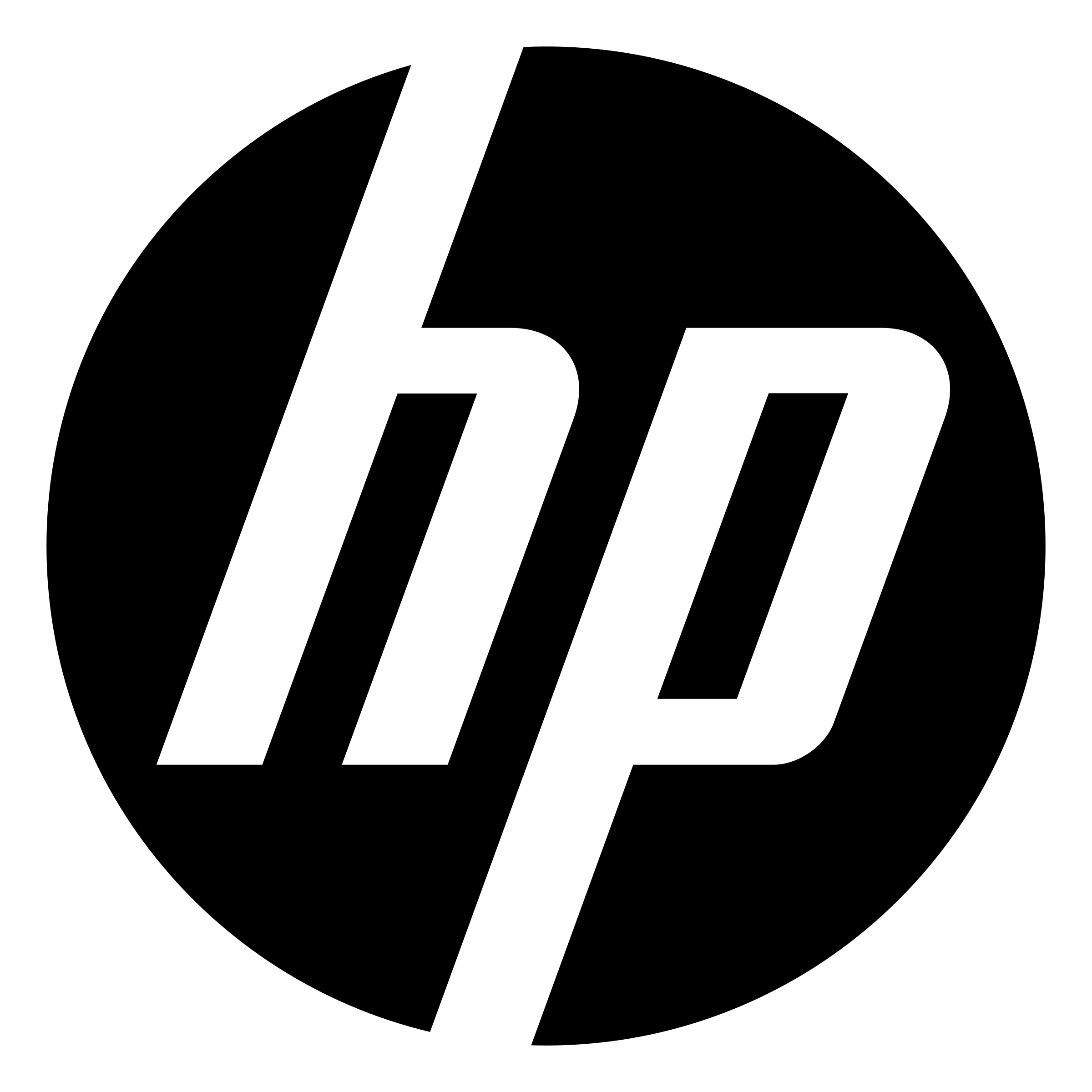 HP Logo - HP Logo PNG Transparent & SVG Vector - Freebie Supply