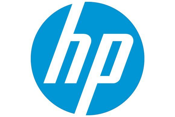 HP Logo - HP will split itself in two, separating PCs and printers from ...