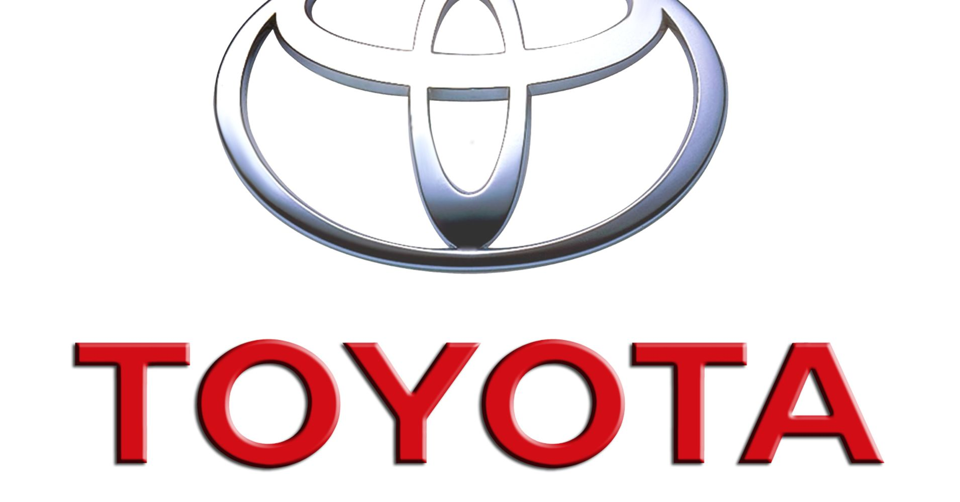 Toyota Logo - 13 famous logos with hidden messages