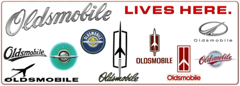 Oldsmobile Logo - Oldsmobile Collection – GMClubapparel.com