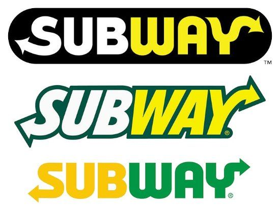 Subway Logo - History of the Subway Logo - Picture of Subway, Chelmsford - TripAdvisor