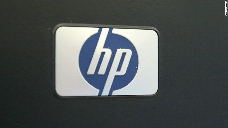 HP Logo - HP logo 1981-2010 - HP unveils a new logo: Can you see the 'h' and ...