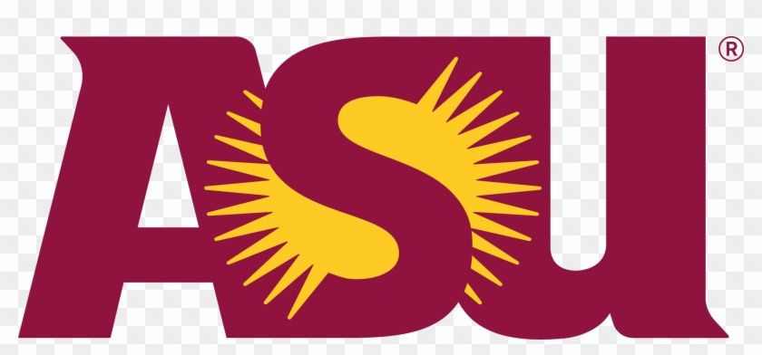 ASU Logo - Asu Sparky Clipart Collection - Arizona State University Logo Vector ...