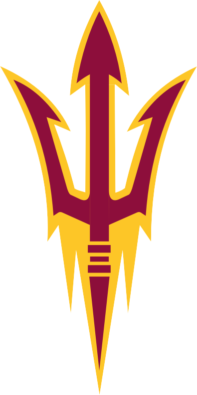 ASU Logo - Pin by Benny Juarez on ASU Logos | Arizona state, Arizona state ...