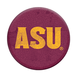 ASU Logo - Arizona State University Logo PopSockets Grip