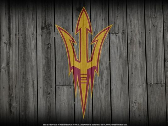 ASU Logo - ASU sports logo doesn't intimidate, inspire