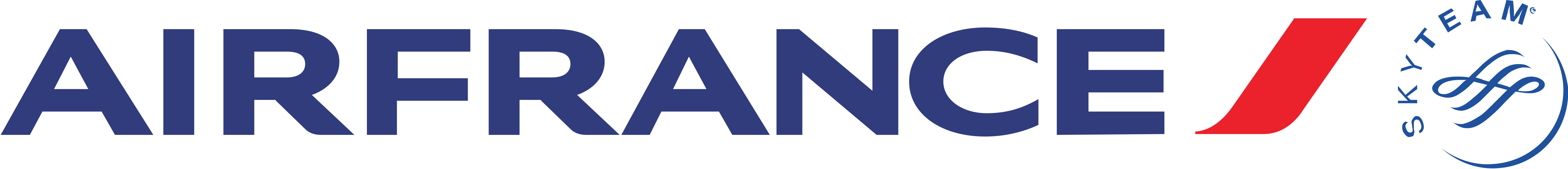 Air France Logo - Air France – Logos Download