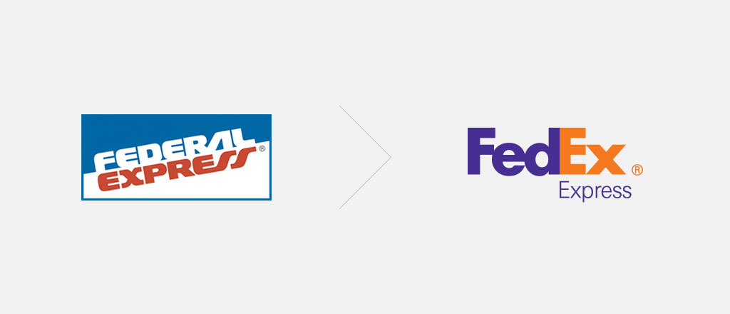 FedEx Logo - 7 Top Logos With Meaning Explained – Ebaqdesign™