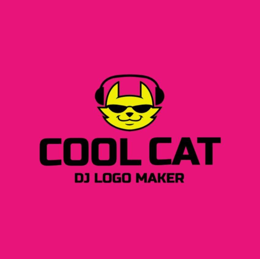 Design Your Own DJ Logo - 20 Cool DJ (EDM Music) Logo Designs (To Make Your Own)