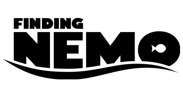 Finding Nemo Logo - LogoDix