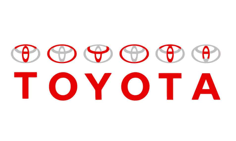 Toyota Logo - The Incredible History of the Toyota Logo Design -- Evolution & Meaning
