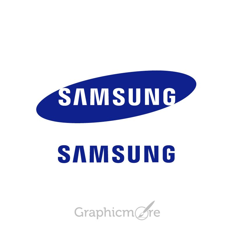 Samsung Logo - Samsung Logo Design - Download Free PSD and Vector Files - GraphicMore