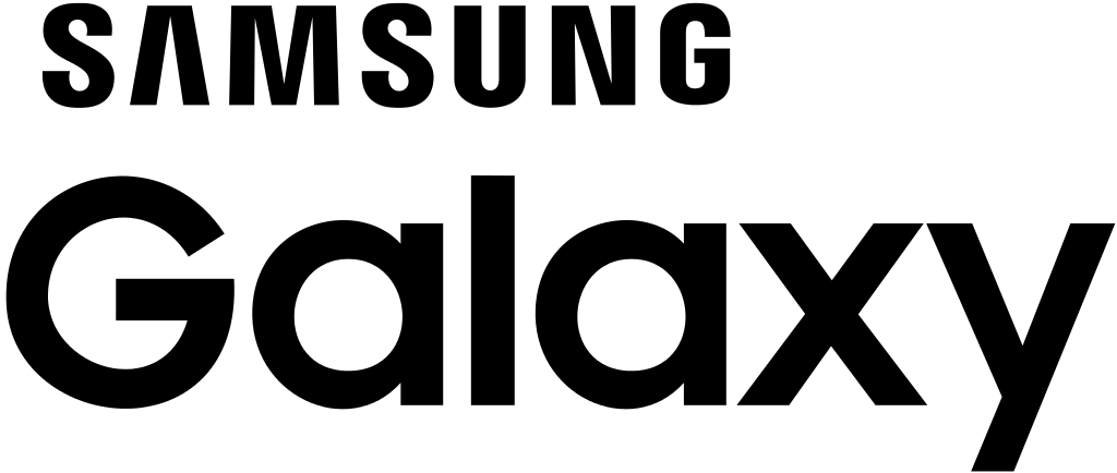 Samsung Logo - File:Samsung Galaxy logo.svg - Wikimedia Commons