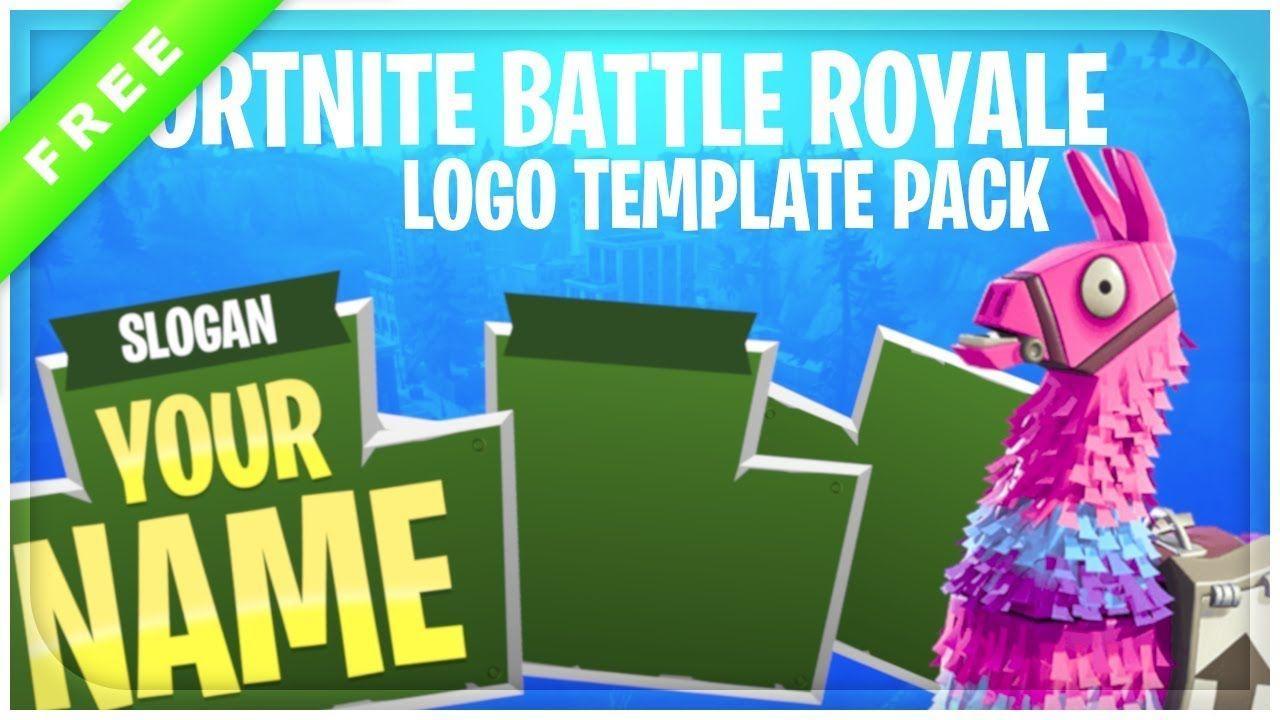 Fortnite Battle Royale Blank Logo - LogoDix