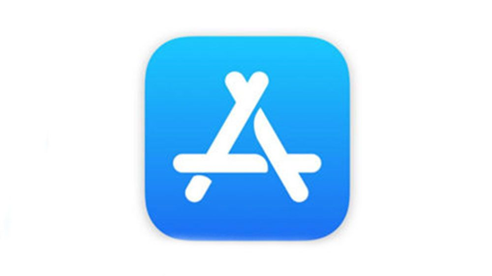 App Store Logo - New App Store logo ditches traditional art tools | Creative Bloq