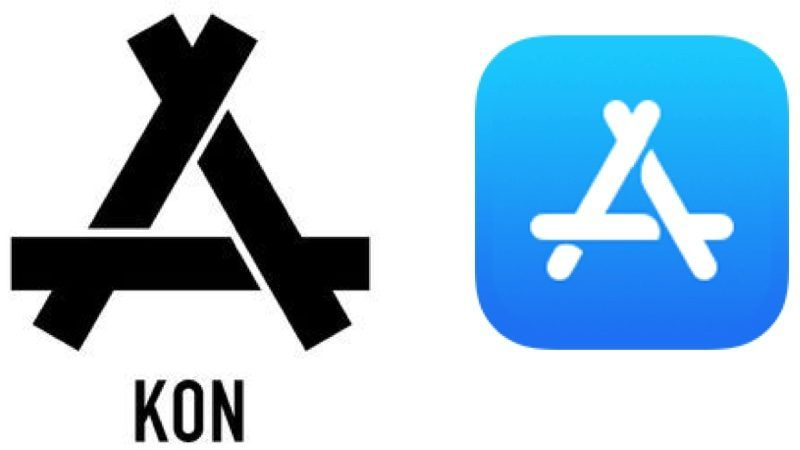 App Store Logo - Apple Sued for App Store Logo's Resemblance to Chinese Clothing ...