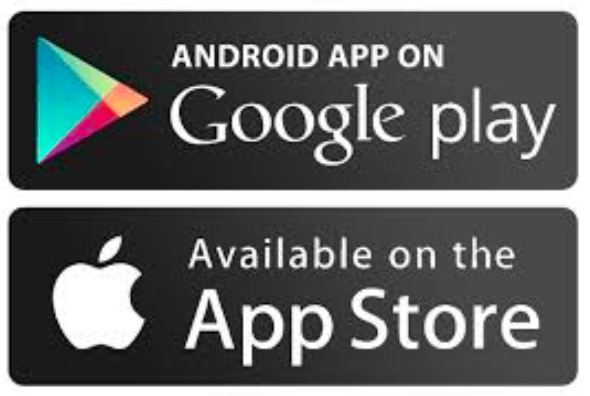 App Store Logo - App Store Google Play Logo - Liberty Wellbeing