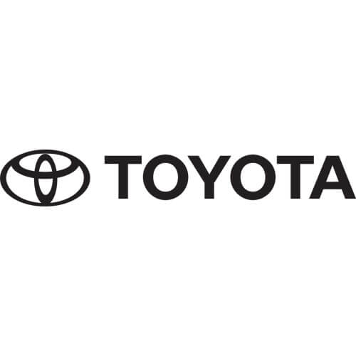 Toyota Logo - Toyota Decal Sticker - TOYOTA-LOGO-DECAL | Thriftysigns