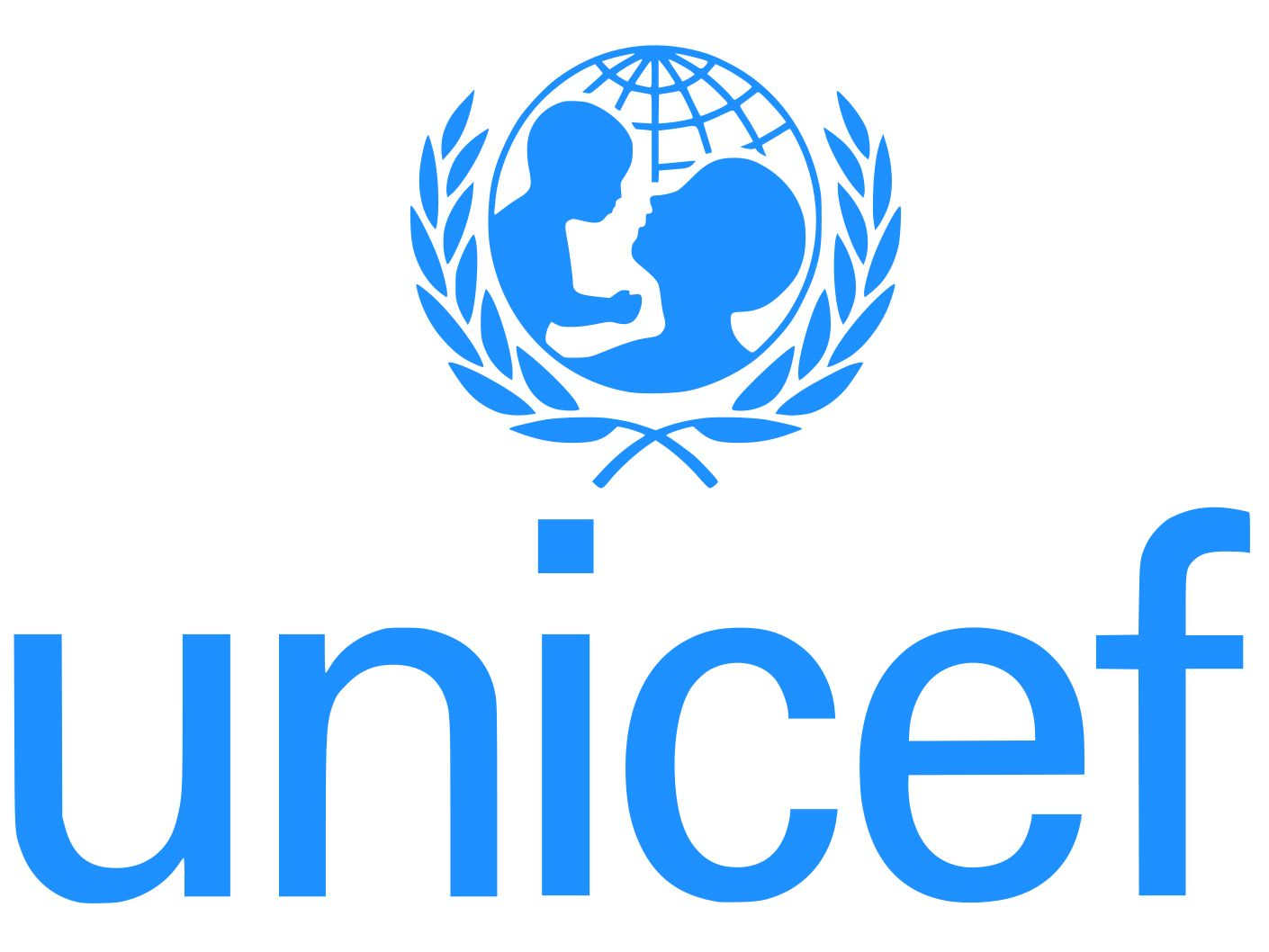 UNICEF Logo - UNICEF Logo, United Nations Children's Fund symbol
