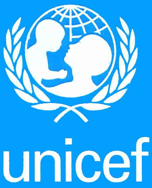 UNICEF Logo - Logo : Unicef | research | Pinterest | Unicef logo, Children and Logos