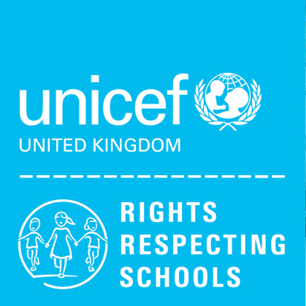 UNICEF Logo - Rights Respecting Schools Award Branding - Unicef UK
