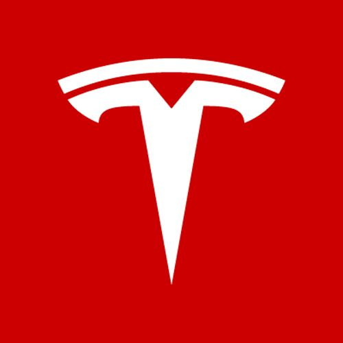 Tesla Logo - The Story Behind the Tesla Logo - Web Design Ledger
