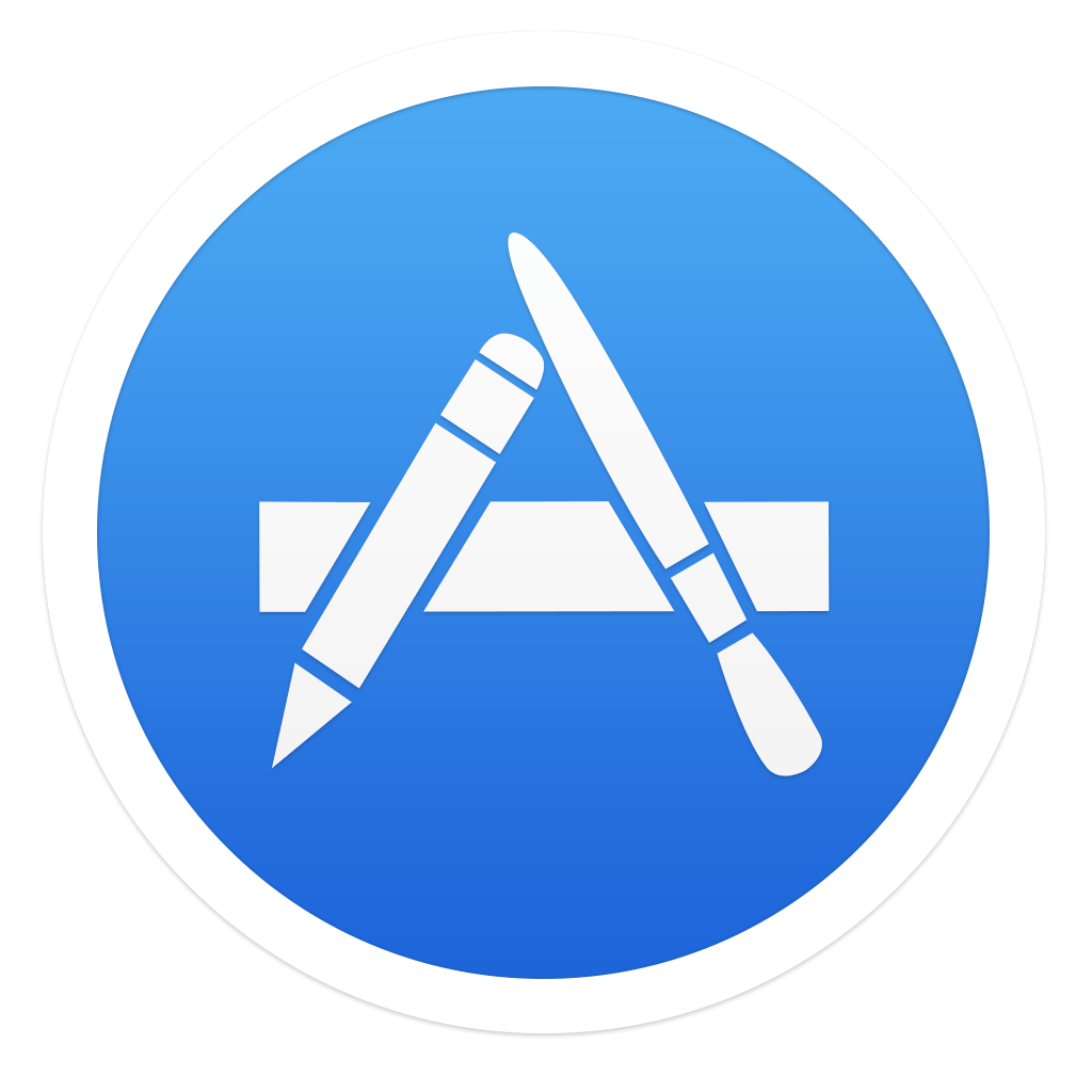 App Store Logo - Free Apple App Store Icon 371770 | Download Apple App Store Icon ...