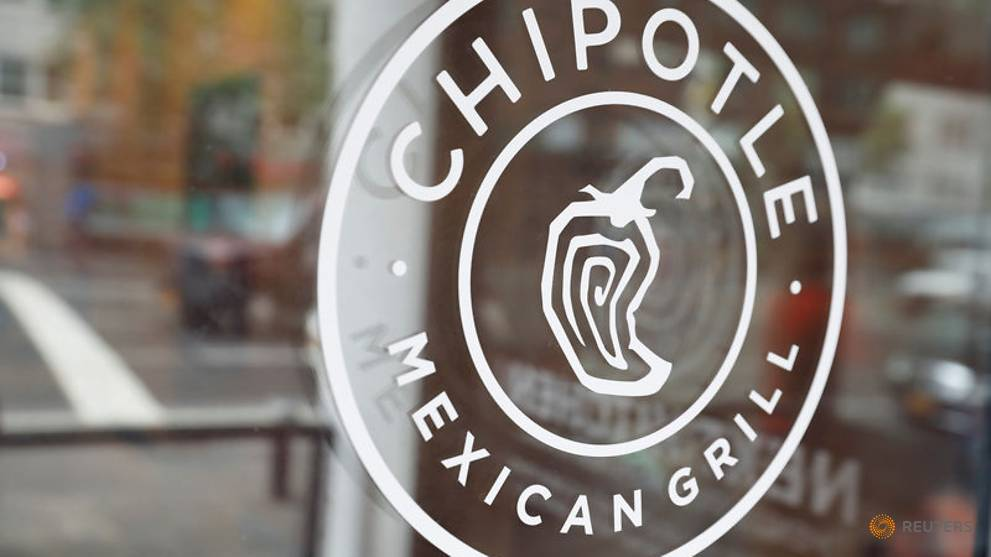 Chipotle Logo - Ackman says plans to stick with Chipotle after trimming holding ...