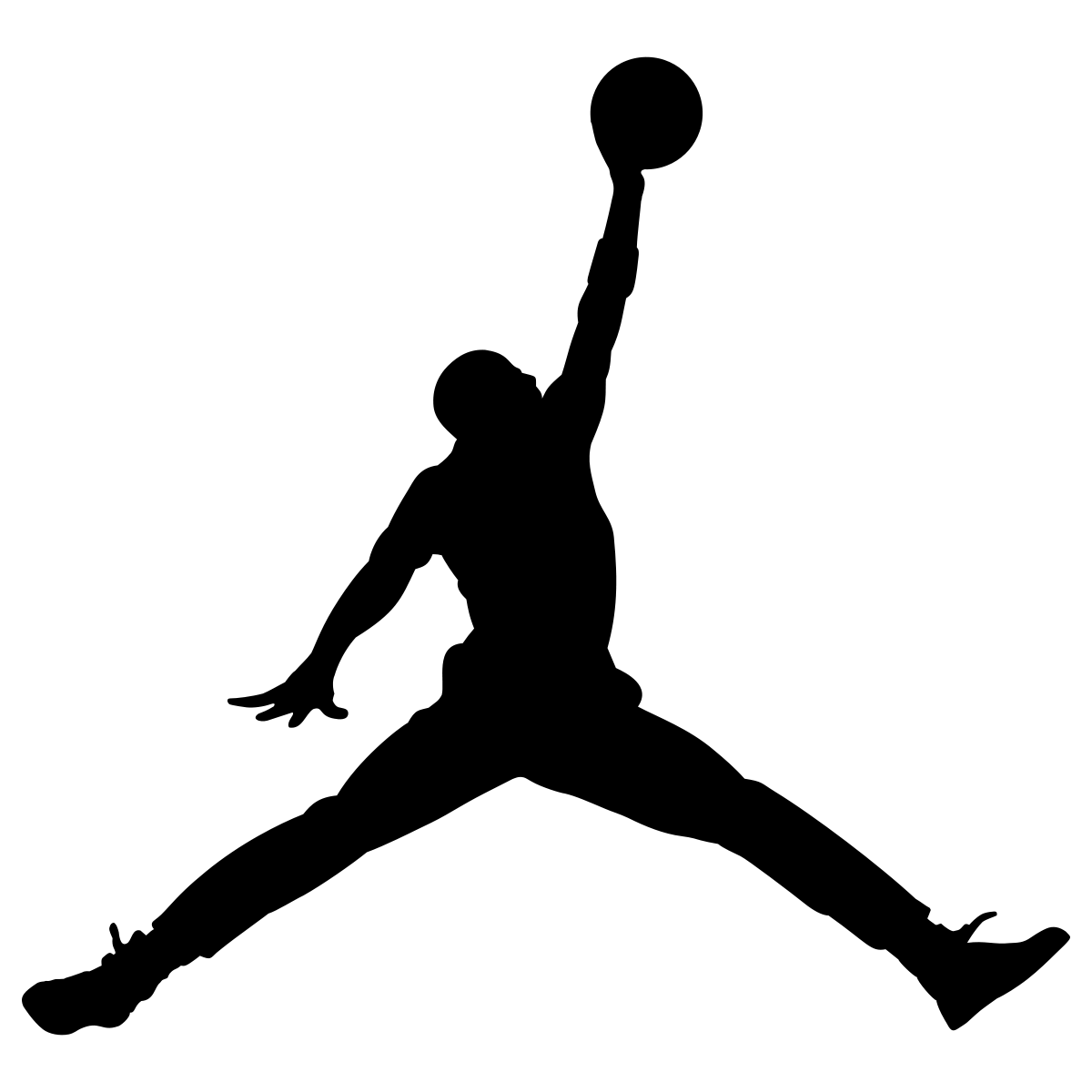 Air Jordan Logo - Jumpman (logo)
