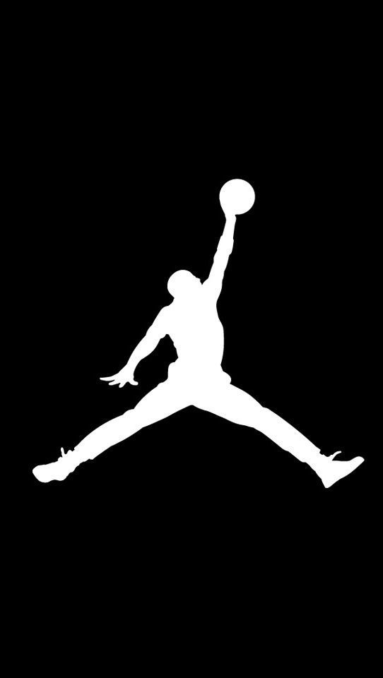 Jordan Logo - Wallpaper | Jordan's | Jordans, Jordan logo wallpaper, Basketball