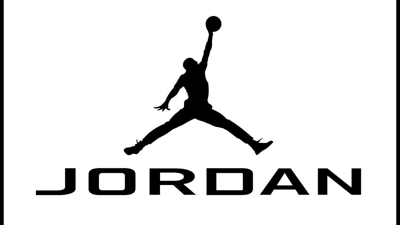 Jordan Logo - Logo Dojo Air Jordan Logo (Speed) - YouTube