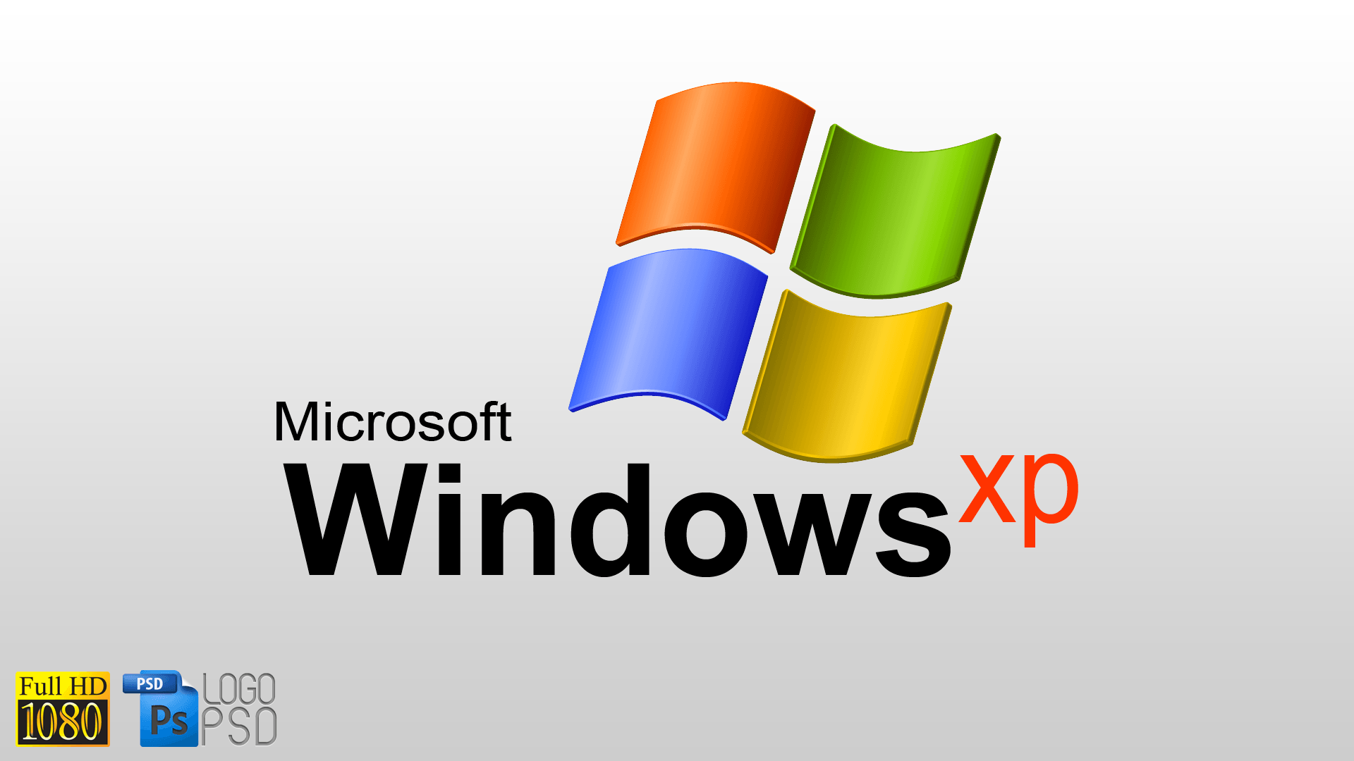 Windows XP Logo - Image - Windows XP Logo PSD by iampxr.png | Global TV (Indonesia ...