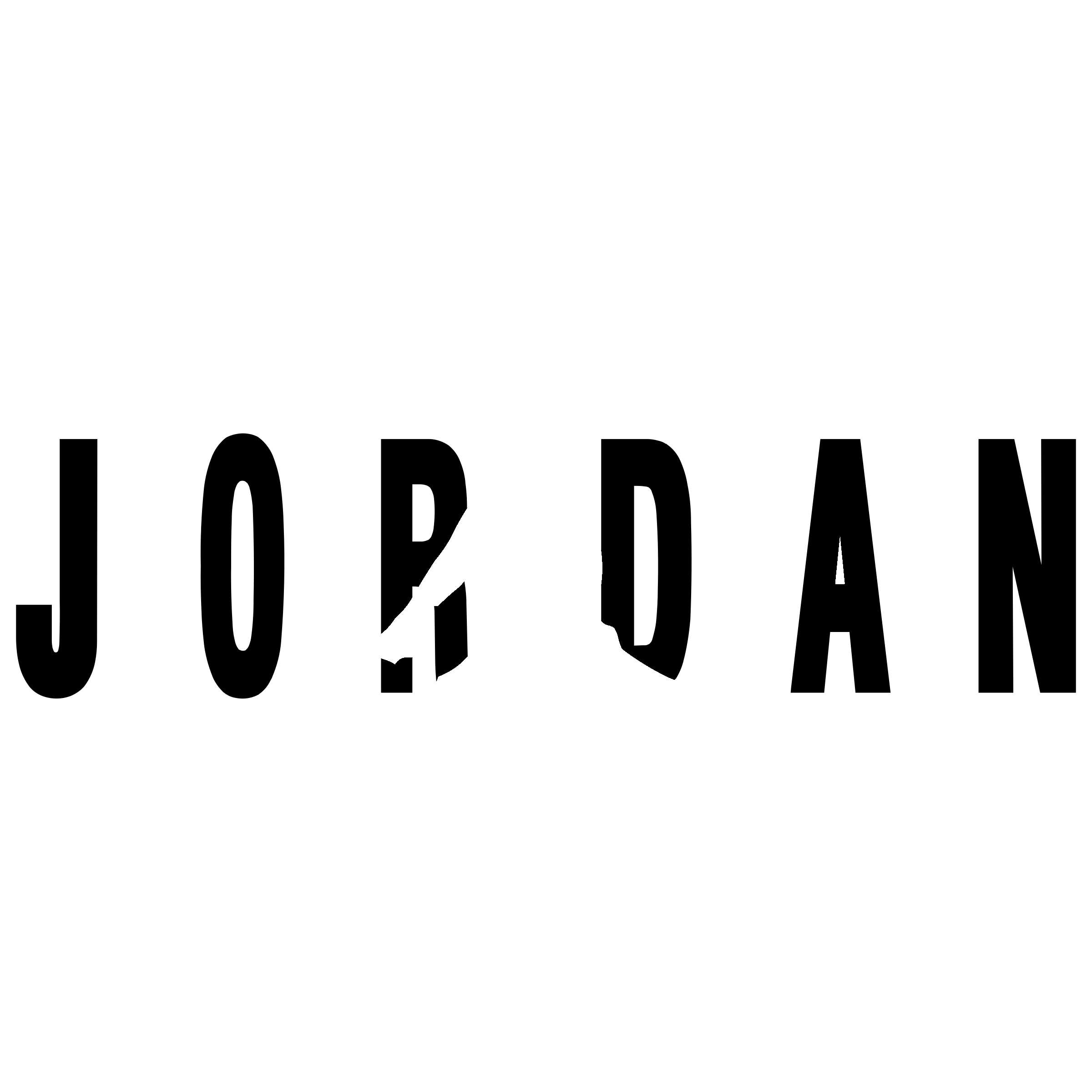 Jordan Logo - Jordan Air Logo PNG Transparent & SVG Vector - Freebie Supply