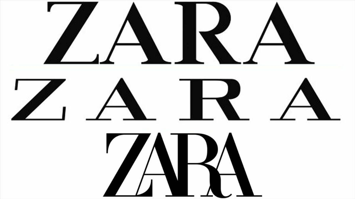 Zara Logo - Zara Revealed A New Logo - And We Actually Like It