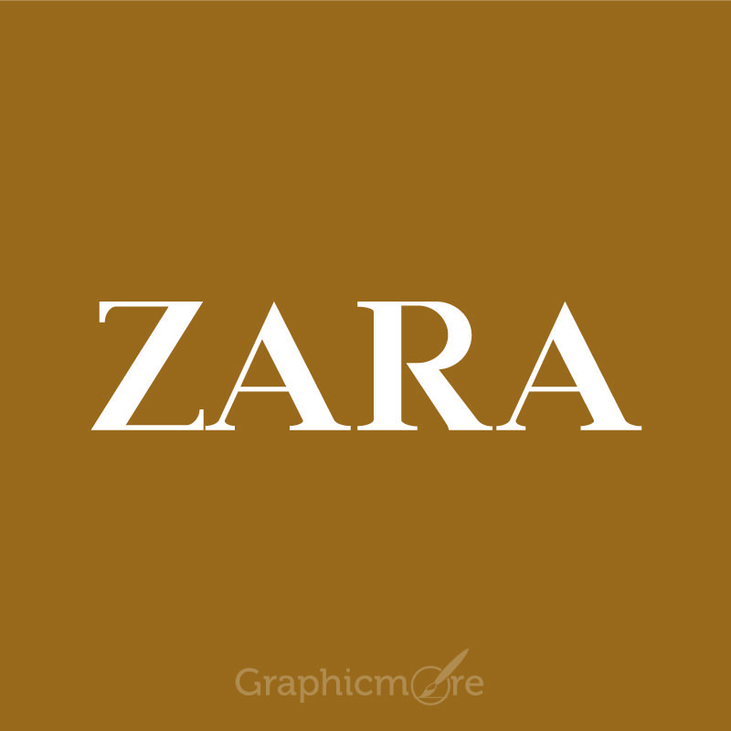 Zara Logo - Zara Logo Design Free Vector File - Download Free PSD and Vector ...