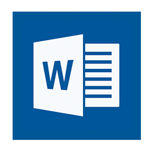 Microsoft Word Logo - Learn how to use Microsoft Word | 20 Second Tutorial Videos
