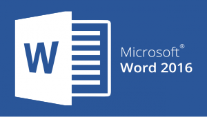 Microsoft Word Logo - Word 2016 | Information Technology | Bucks County Community College