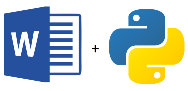 Microsoft Word Logo - How to extract data from MS Word Documents using Python