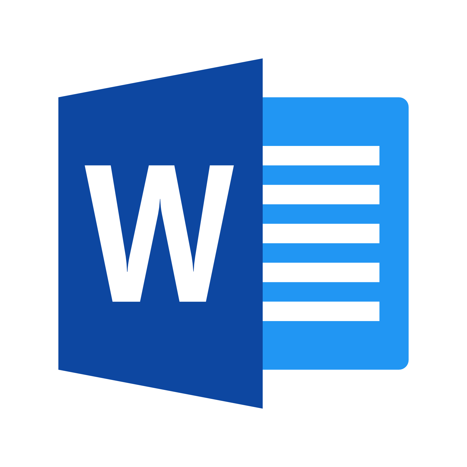 Microsoft Word Logo - How to Paste Text Like a Pro in Microsoft Word - Hungerford Tech- IT ...