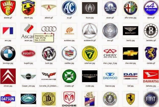Car Symbols And Names >> American Car Symbols Logo Logodix