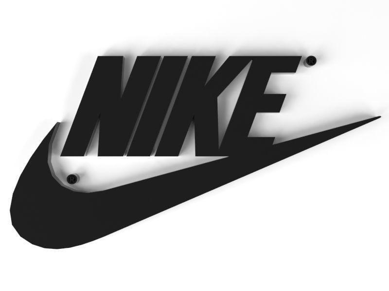 águila maorí alabanza  3D Nike Logo - LogoDix