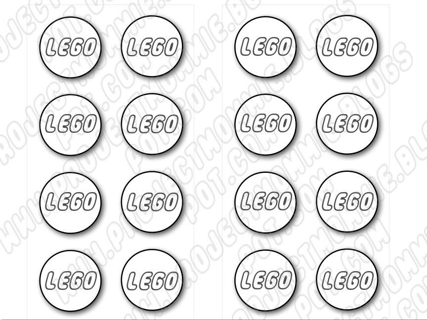 photograph regarding Lego Font Printable known as Printable LEGO Brand - LogoDix