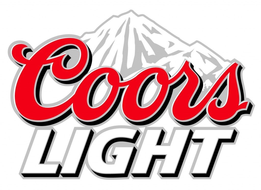 Coors Light Mountain Logo - LogoDix