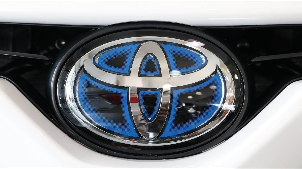 Toyota Logo - The Toyota Emblem: All You Need to Know - YouTube