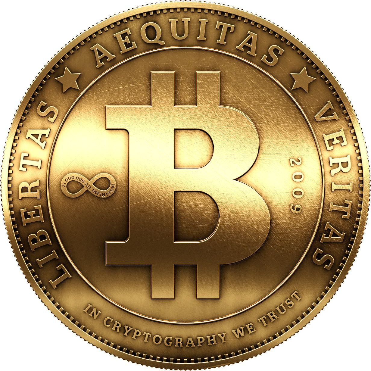 Bitcoin Logo - Everything You Ever Wanted To Know About Bitcoins But Were Too Broke ...