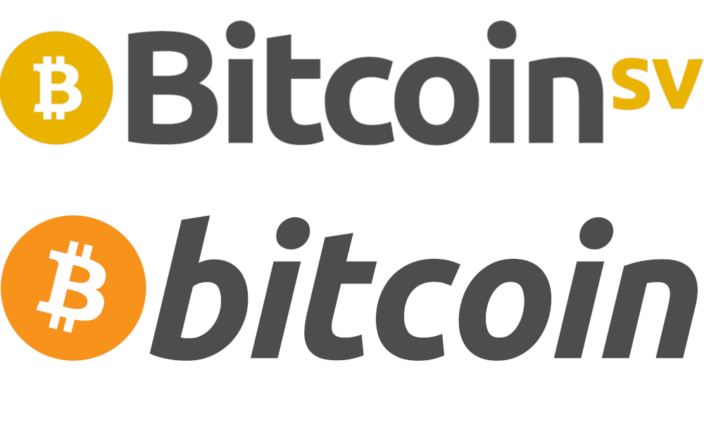 Bitcoin Logo - Bitcoin SV Starts 2019 With a New Logo Which Imitates Bitcoin's ...