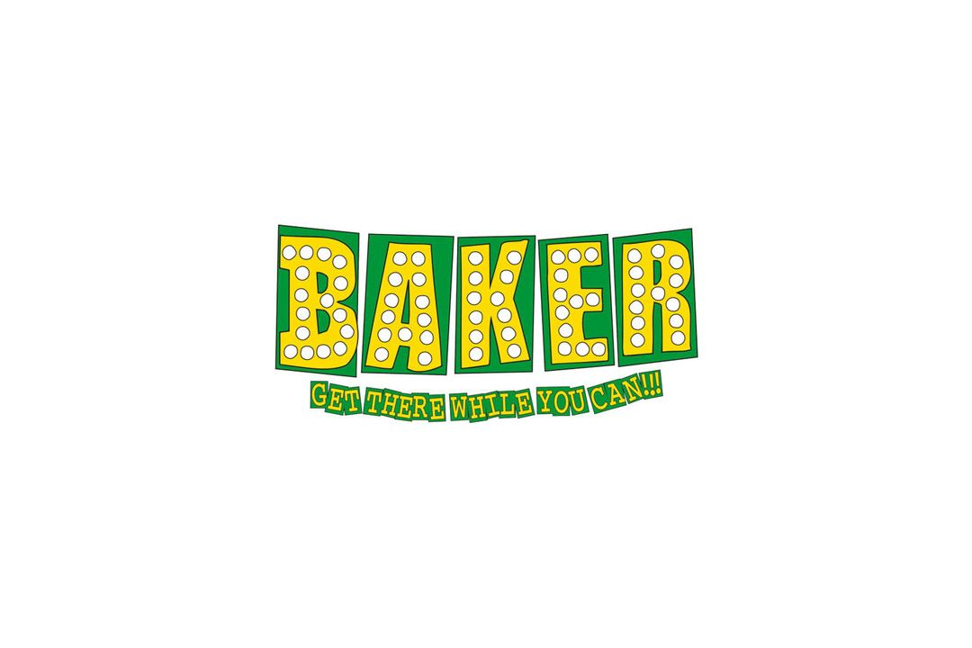 Shake Junt Logo - SHAKE JUNT / BAKER - BAKE JUNT GET THERE WHILE YOU CAN 5