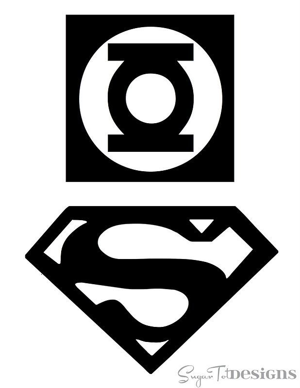 photo relating to Printable Superhero Logos identify Black and White Superhero Symbol - LogoDix
