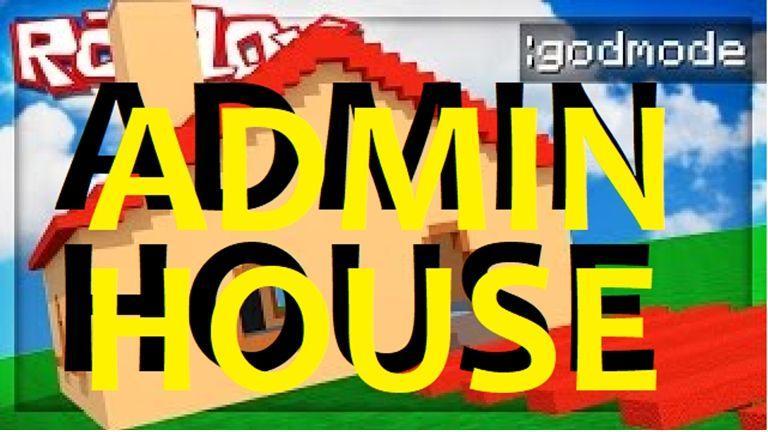 Roblox Admin House Logo - LogoDix