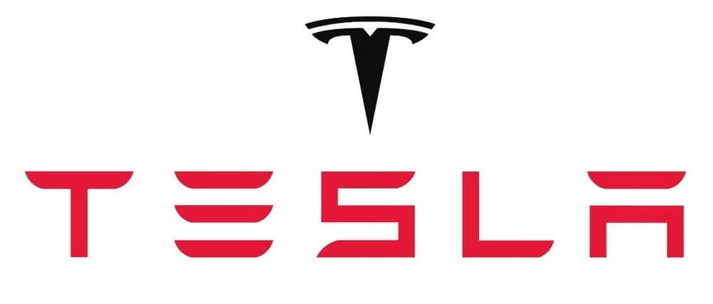 Tesla Logo - tesla-logo - Gaias Homes